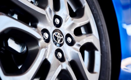 2020 Toyota Yaris Hatchback Wheel Wallpapers 450x275 (8)