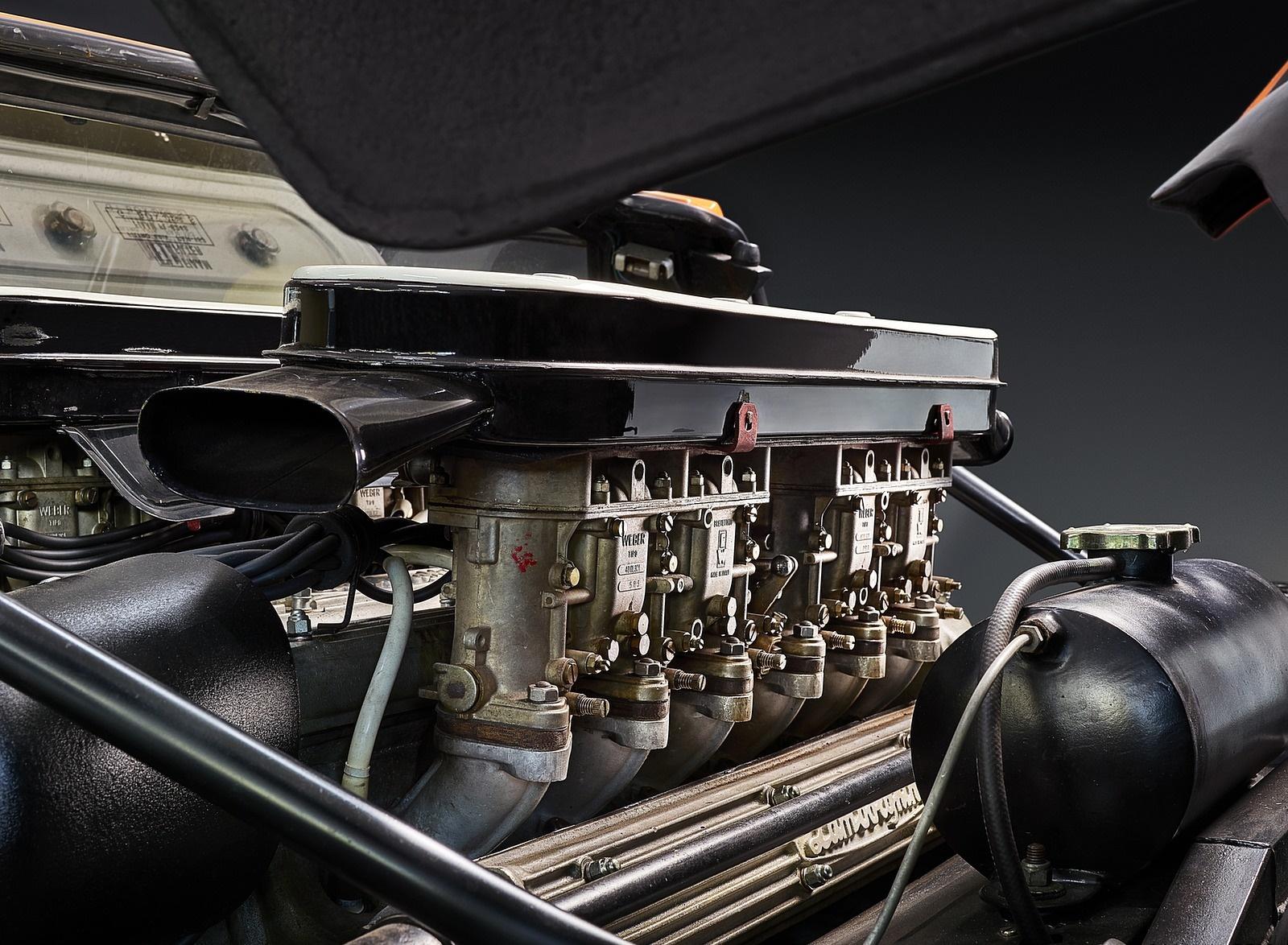 1969 Lamborghini Miura P400 Engine Wallpaper 6 Hd Wallpapers
