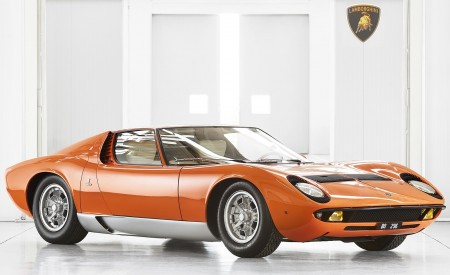 1969 Lamborghini Miura P400 Wallpapers HD