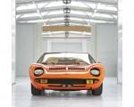 1969 Lamborghini Miura P400 Front Wallpapers 150x120 (2)