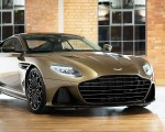 2019 Aston Martin DBS Superleggera On Her Majesty's Secret Service Front Three-Quarter Wallpapers 150x120 (2)