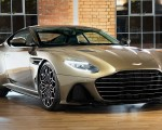 2019 Aston Martin DBS Superleggera On Her Majesty's Secret Service Front Three-Quarter Wallpapers 150x120 (3)