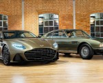 2019 Aston Martin DBS Superleggera On Her Majesty's Secret Service Front Three-Quarter Wallpapers 150x120 (1)