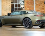 2019 Aston Martin DBS Superleggera On Her Majesty's Secret Service Rear Three-Quarter Wallpapers 150x120 (7)