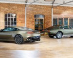 2019 Aston Martin DBS Superleggera On Her Majesty's Secret Service Rear Three-Quarter Wallpapers 150x120 (6)