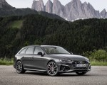 2019 Audi S4 Avant TDI (Color: Daytona Gray) Front Three-Quarter Wallpapers 150x120 (8)