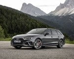 2019 Audi S4 Avant TDI (Color: Daytona Gray) Front Three-Quarter Wallpapers 150x120 (7)