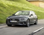 2019 Audi S4 Avant TDI (Color: Daytona Gray) Front Three-Quarter Wallpapers 150x120 (2)