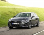 2019 Audi S4 Avant TDI (Color: Daytona Gray) Front Three-Quarter Wallpapers 150x120 (3)