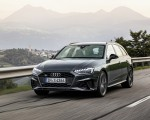 2019 Audi S4 Avant TDI (Color: Daytona Gray) Front Three-Quarter Wallpapers 150x120 (1)
