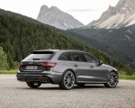 2019 Audi S4 Avant TDI (Color: Daytona Gray) Rear Three-Quarter Wallpapers 150x120 (12)