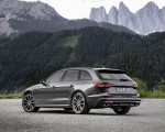 2019 Audi S4 Avant TDI (Color: Daytona Gray) Rear Three-Quarter Wallpapers 150x120 (11)