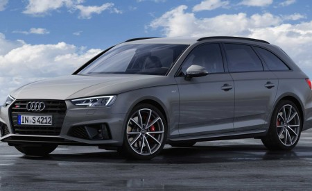 2019 Audi S4 Avant TDI (Color: Quantum Gray) Front Three-Quarter Wallpapers 450x275 (24)