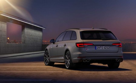 2019 Audi S4 Avant TDI (Color: Quantum Gray) Rear Wallpapers 450x275 (31)