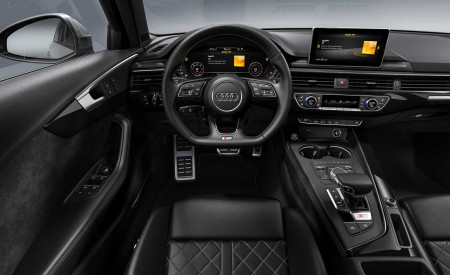 2019 Audi S4 Avant TDI Interior Cockpit Wallpapers 450x275 (34)