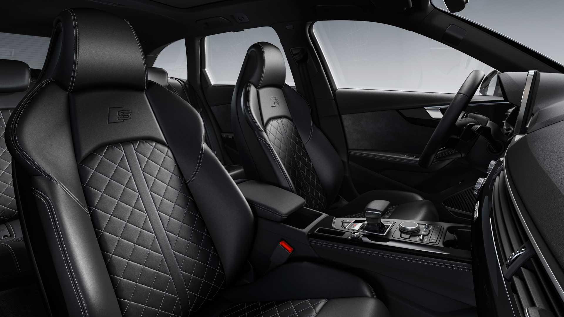 2019 Audi S4 Avant TDI Interior Front Seats Wallpapers (14)