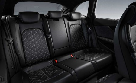 2019 Audi S4 Avant TDI Interior Rear Seats Wallpapers 450x275 (32)