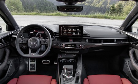 2019 Audi S4 Avant TDI Interior Wallpapers 450x275 (19)