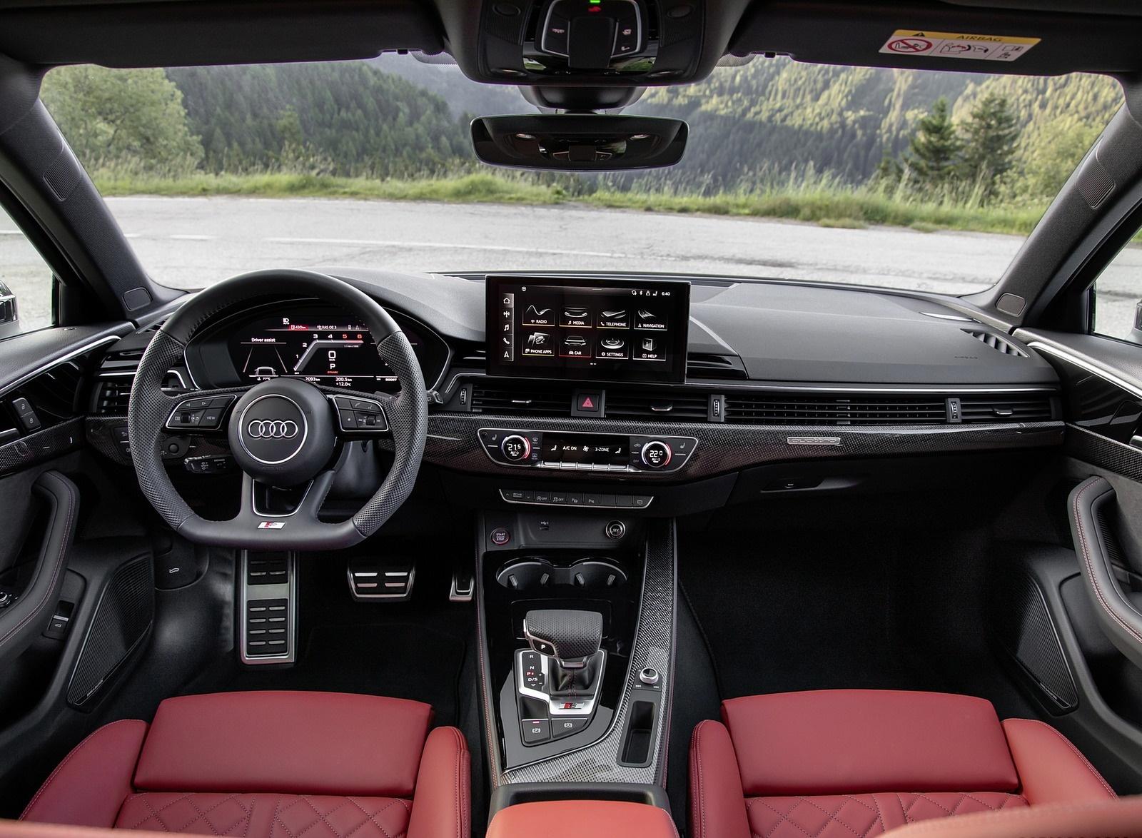 2019 Audi S4 Avant Tdi Interior