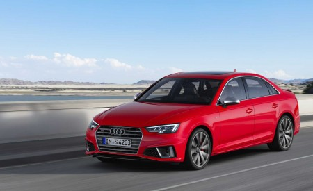 2019 Audi S4 Sedan TDI Wallpapers