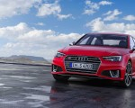 2019 Audi S4 Sedan TDI (Color: Misano Red) Front Wallpapers 150x120 (30)
