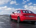 2019 Audi S4 Sedan TDI (Color: Misano Red) Rear Three-Quarter Wallpapers 150x120 (32)