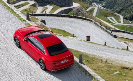 2019 Audi S4 Sedan TDI (Color: Misano Red) Top Wallpapers 450x275 (34)