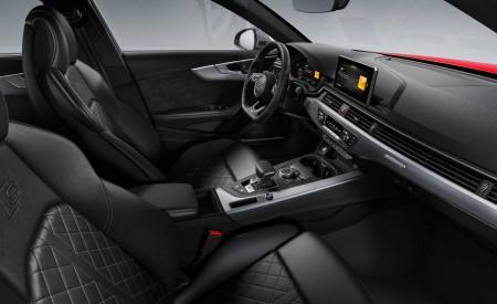 2019 Audi S4 Sedan TDI Interior Seats Wallpapers 450x275 (37)