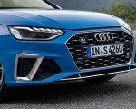 2019 Audi S4 TDI (Color: Turbo Blue) Front Three-Quarter Wallpapers 150x120 (19)