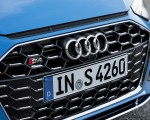 2019 Audi S4 TDI (Color: Turbo Blue) Grill Wallpapers 150x120 (18)