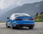 2019 Audi S4 TDI (Color: Turbo Blue) Rear Wallpapers 150x120 (12)