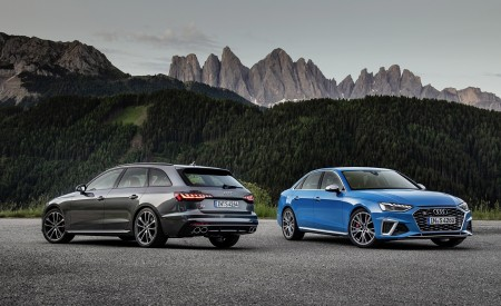 2019 Audi S4 TDI and S4 Avant TDI Wallpapers 450x275 (16)