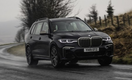 2019 BMW X7 (UK-Spec) Wallpapers HD