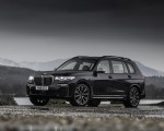 2019 BMW X7 M50d (UK-Spec) Front Three-Quarter Wallpapers 150x120 (14)