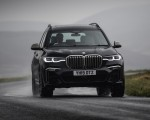 2019 BMW X7 M50d (UK-Spec) Front Wallpapers 150x120 (6)