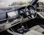 2019 BMW X7 M50d (UK-Spec) Interior Wallpapers 150x120 (43)