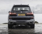 2019 BMW X7 M50d (UK-Spec) Rear Wallpapers 150x120 (21)