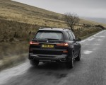 2019 BMW X7 M50d (UK-Spec) Rear Wallpapers 150x120 (10)