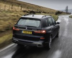 2019 BMW X7 M50d (UK-Spec) Rear Wallpapers 150x120 (11)