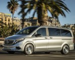 2019 Mercedes-Benz Concept EQV Front Three-Quarter Wallpapers 150x120 (4)