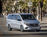 2019 Mercedes-Benz Concept EQV Front Wallpapers 150x120 (17)