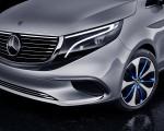 2019 Mercedes-Benz Concept EQV Grill Wallpapers 150x120 (25)