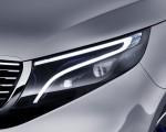 2019 Mercedes-Benz Concept EQV Headlight Wallpapers 150x120 (26)