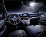 2019 Mercedes-Benz Concept EQV Interior Cockpit Wallpapers 150x120 (31)