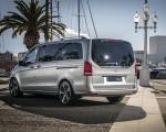 2019 Mercedes-Benz Concept EQV Rear Three-Quarter Wallpapers 150x120 (18)