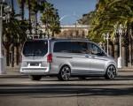 2019 Mercedes-Benz Concept EQV Rear Three-Quarter Wallpapers 150x120 (19)