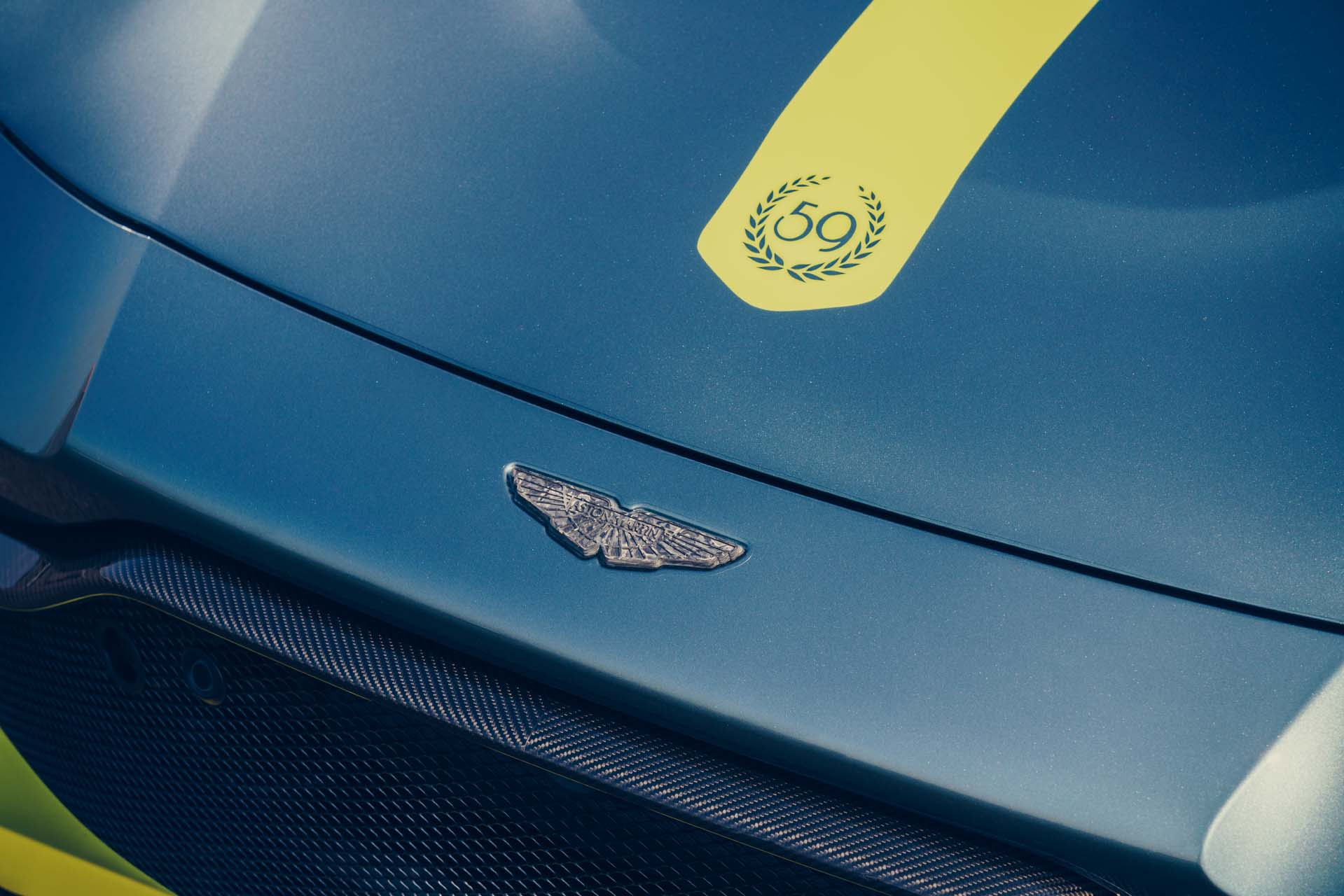 2020 Aston Martin Vantage AMR Detail Wallpapers (11)