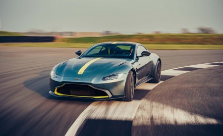 2020 Aston Martin Vantage AMR Wallpapers