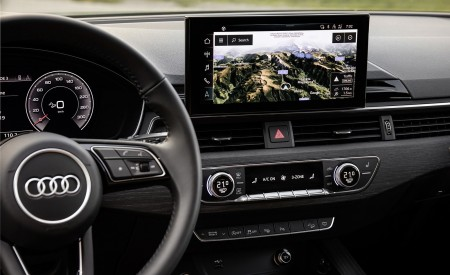 2020 Audi A4 Avant Central Console Wallpapers 450x275 (24)