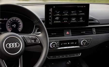 2020 Audi A4 Avant Central Console Wallpapers 450x275 (23)